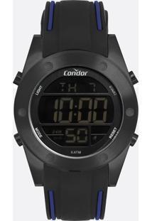 Relógio Masculino Digital Condor Cobj3463Ag2P