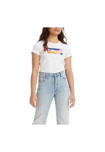 Camiseta Levi'S The Perfect Tee - 22132 Branco