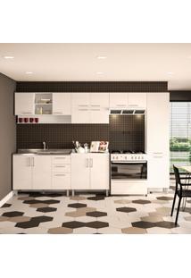 Cozinha Completa Floripa 14 Pt 3 Gv Branca