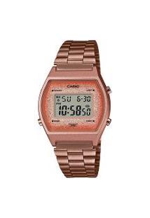 Relógio Feminino Casio B640Wcg-5Df Digital 5Atm | Casio | Cinza | U