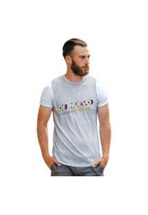 Camisa Retrô New Colletcion Colored Masculina
