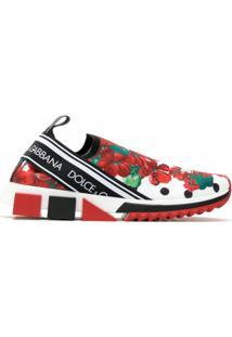 Dolce & Gabbana Tênis Slip-On Sorrento - Estampado