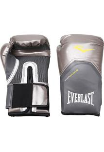 Luva Boxe/Muay Thai Everlast Pro Style Elite 14 Oz - Unissex