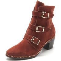 2f10129ad Bota Azaleia Fivela feminina | Shoes4you