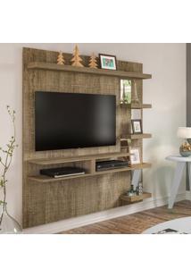 Painel Para Tv Até 50 Polegadas Premium Canela - Artely