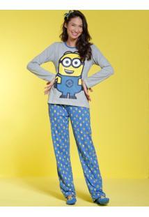 Pijama Minions Adulto