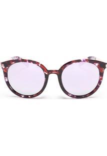 Óculos De Sol Vintage Feminine