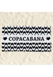 Toalha De Praia Copacabana Pump Up