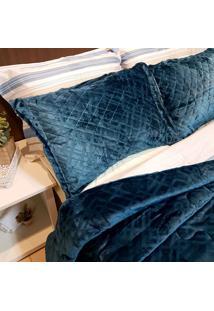 Porta Travesseiro Plush Drito - Bene Casa