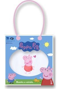 Conjunto Lupo Peppa Pig Blusa + Calcinha - Feminino