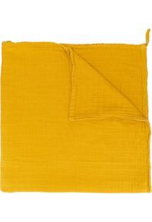 Moumout Cobertor Liso - Amarelo