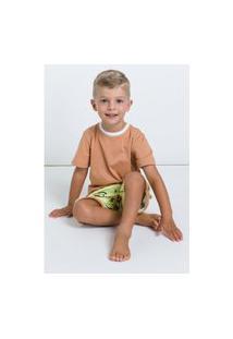 Pijama E Camisola Acuo Pijama E Camisola Amarelo