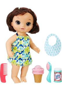 Baby Alive Sobremesa Mágica Morena - Hasbro - Kanui