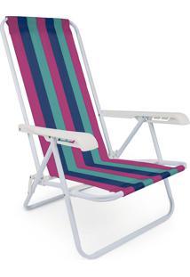 Cadeira Reclinável 4 Posições 2232 Mor