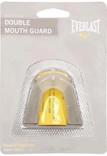 Protetor Bucal Duplo Everlast - Unissex