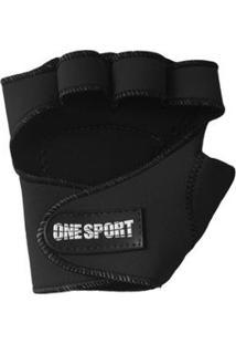 Luva Fitness One Sport Ws - Unissex