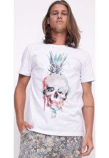 Camiseta Skull & Pineapple