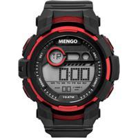 Relógio Flamengo Flalcdaa 8R Technos - Masculino-Preto 932bf46cfe