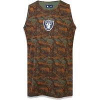 Netshoes. Regata Oakland Raiders Nfl New Era Masculina - Masculino a09532622f3