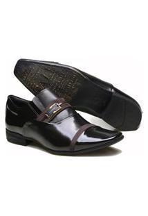 Sapato Calvest Verniz - 1100C659