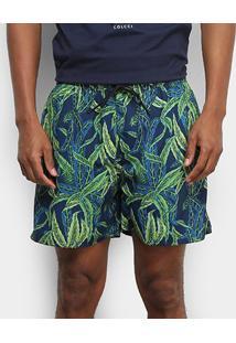 Bermuda Colcci Tropical Masculina - Masculino