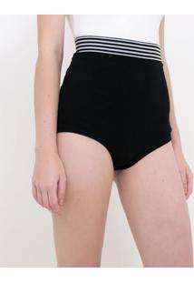 Short Hot Pants Preto