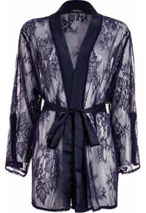 Robe Renda Chantilly