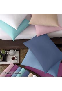Lençol Royal Plus De Casal- Pink- 200X225Cmsantista