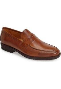 Sapato Social Masculino Loafer Sandro Moscoloni Ro