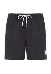 Short Masculino Boardshort - Preto