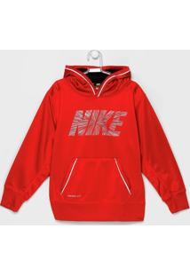 Moletom Nike Ko 2.0 Reflective Oth C/ Capuz Infantil - Masculino