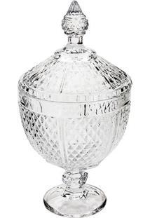 Bomboniere Perseu- Cristal- 28Xã˜15Cm- Lyorlyor