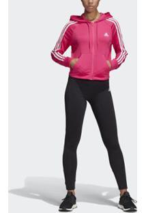 Agasalho Adidas Wts Hoodytight Feminino - Feminino