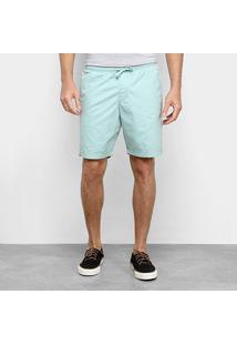 Bermuda Gap Color Cordão Masculina - Masculino