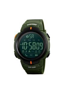 Relógio Smartwatch Digital Skmei 1301 - Verde