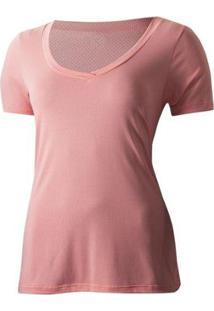 Camiseta Live Active Essential Feminina - Feminino