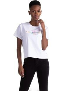Camiseta Levis Graphic Varsity Feminina - Feminino