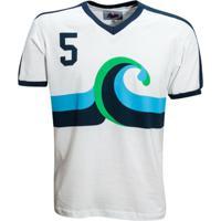 Camisa Liga Retrô California Surf 1980 - Masculino 633bd20239bd0