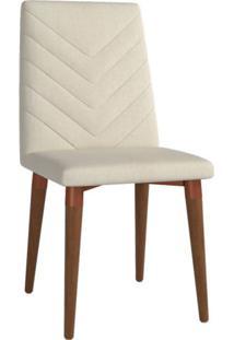Cadeira Liv Bege