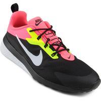 e4c8d7d28c2e6 Tênis Nike Ck Racer 2 Masculino - Masculino-Preto+Rosa