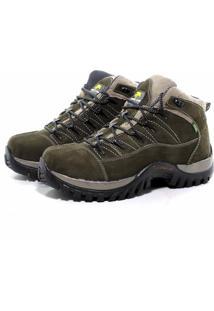 Bota Adventure Em Couro Bell Boots Chumbo