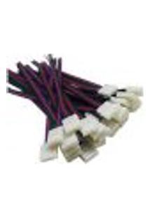 Conector Para Fita De Led Rgb 5050 - - - - - Colorido