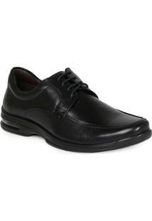 Sapato Masculino Conforto Democrata Bolha De Ar Pr