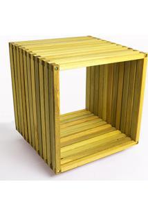 Módulo Dominoes 45 X 45 Amarelo Mão E Formão