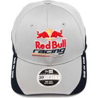 7acca730c94f4 Boné Red Bull 3930 Hp Wings Cinza Marinho