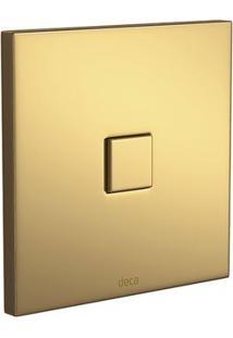 """Acabamento Para Válvula Deca Slim Gold Com Kit Conversor 1 E 1/2"""" 4916.Gl.Slm - Deca - Deca"""