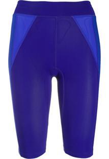 Isabel Marant Bermuda Ciclista Tiloneo - Azul