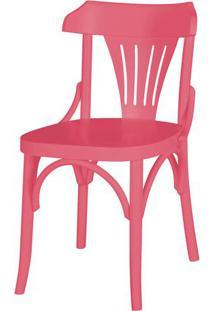 Cadeira Opzione Acabamento Rosa - 17977 - Sun House