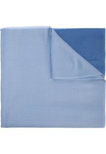 Janavi Cachecol De Cashmere Cuba - Azul