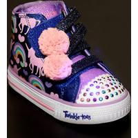 5e67ff32bee Tênis Infantil Skechers Shuffles Dreamin Day Feminino -  Feminino-Marinho+Pink